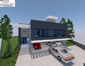 nº 52 pour Design a Modern House par designershra