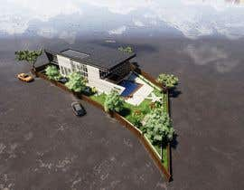 nº 51 pour Design a Modern House par darvish2