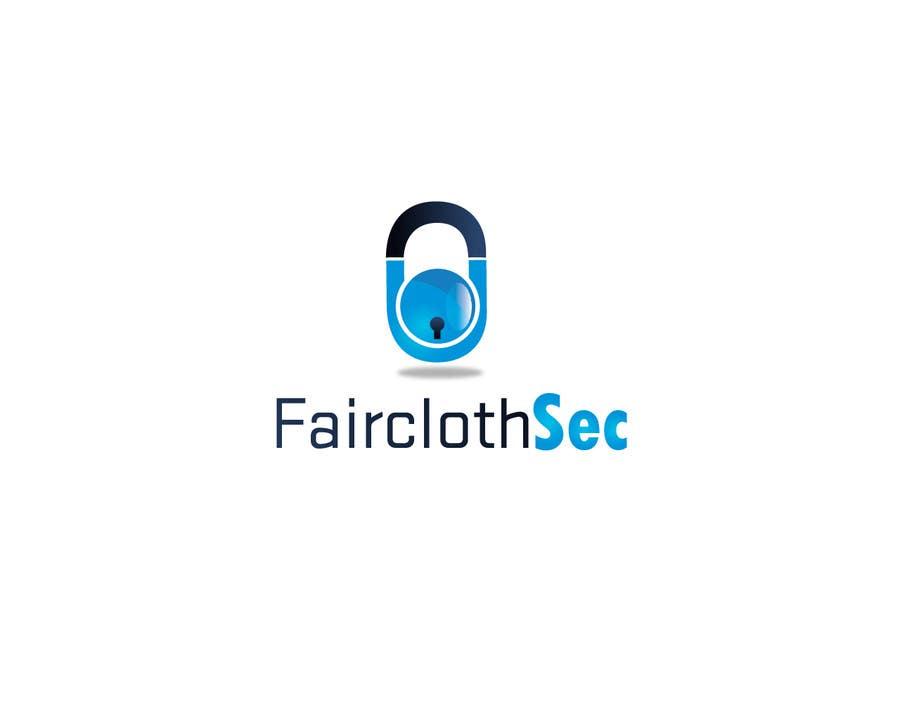 Konkurrenceindlæg #                                        5                                      for                                         Logo Design for FairclothSec