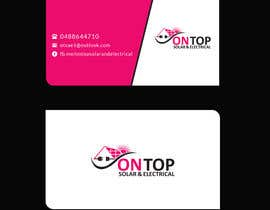 #259 untuk Design a business card using the logo uploaded oleh Uttamkumar01