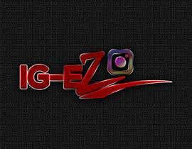 #9 для Logo for IG-EZ от GoldenAnimations