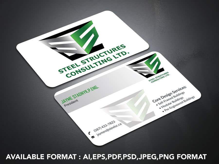 Entry #317 by creativeworker07 for New Business Card   Freelancer
