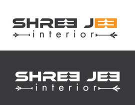 Nro 60 kilpailuun Design a Logo for an interior design firm named '' Shree Jee Interiors'' käyttäjältä nissanuddin89