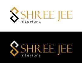 Nro 53 kilpailuun Design a Logo for an interior design firm named '' Shree Jee Interiors'' käyttäjältä lutfiazmulfauzi