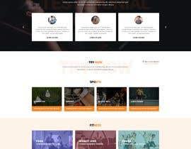 #16 для Design a Website Mockup от amitpokhriyalchd
