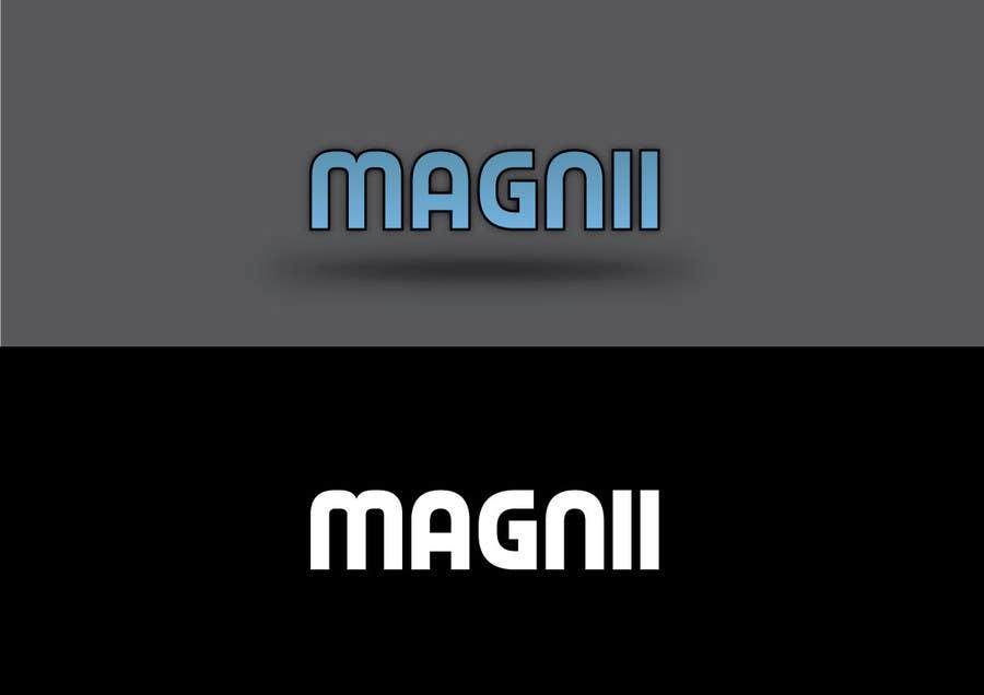Penyertaan Peraduan #87 untuk Magnii Technologies