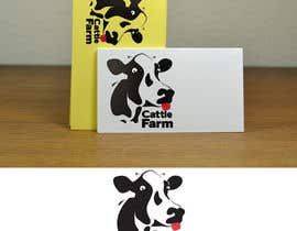 #30 cho Logo Design for Cattle Farm bởi DigiMonkey