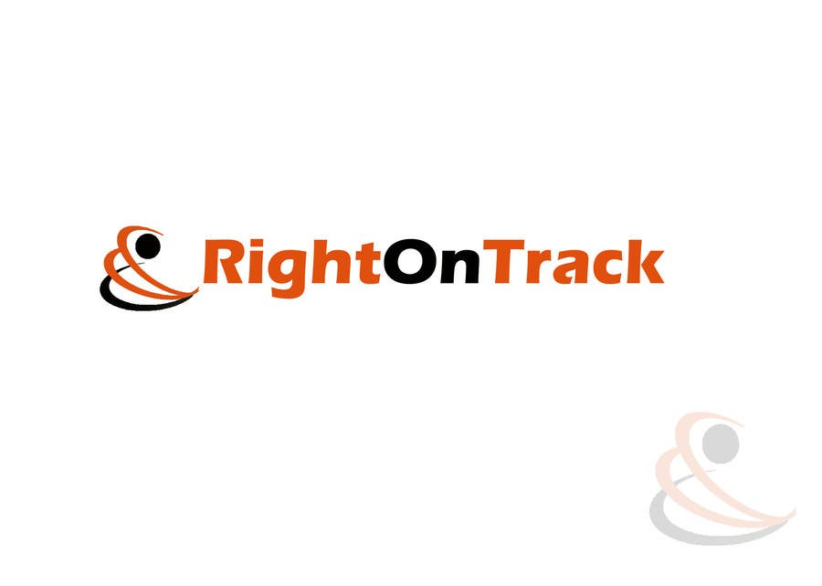 Proposition n°                                        201                                      du concours                                         Logo Design for RightOnTrack