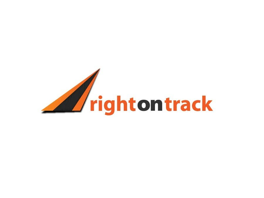 Proposition n°                                        82                                      du concours                                         Logo Design for RightOnTrack