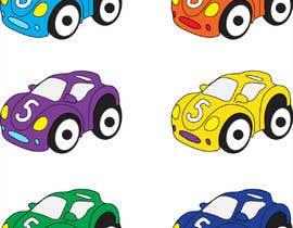 nº 9 pour Graphic Young Boys Kids Cars Five Color par mdhimadroniloy71
