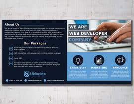 #25 cho EASY WORK: Design Marketing Post cards for Web Development company bởi Dreamwork007