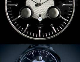 #14 cho Create watch face design for smartwatches - circular, analogue, lifelike and feminine. bởi Cobot