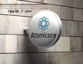 #25 untuk Design a Logo for Atomicore oleh brokenheart5567