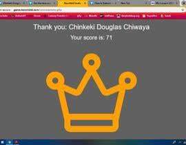 #10 untuk Get the best score in my game oleh douglaschiwaya