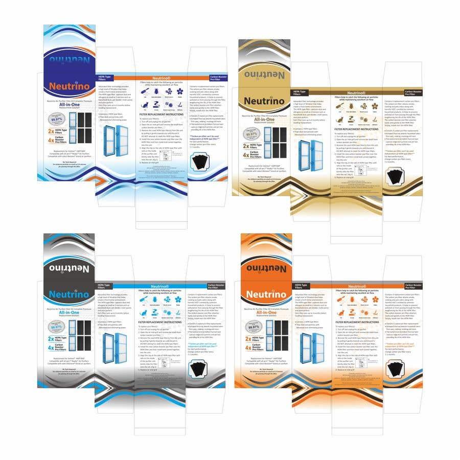 Penyertaan Peraduan #11 untuk Package Design