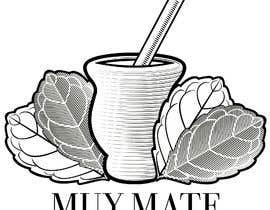 #11 for Line art illustrations for MUY MATE, website and print project af caloylvr