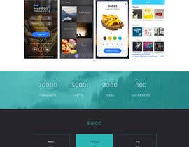 #38 pentru Website Design for Online App de către zumonhossain10