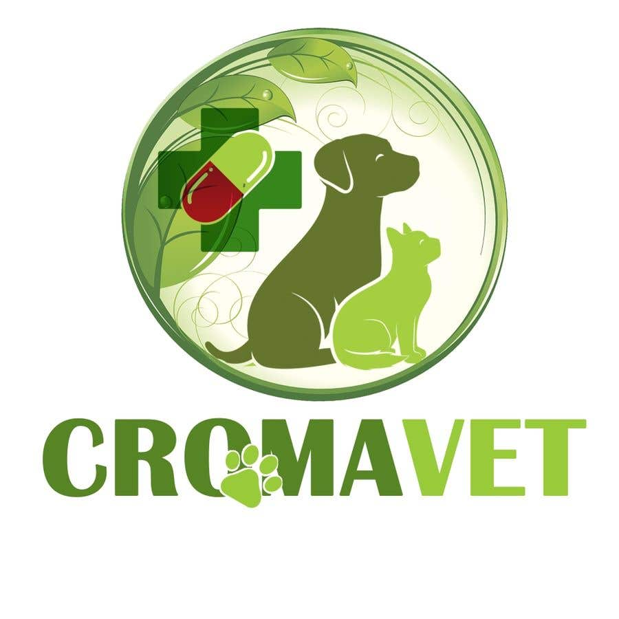 """Intrarea #45 pentru concursul """"Design Logo - Farmacie, fitofarmacie si Cabinet Veterinar"""""""