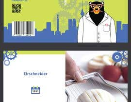 #19 for re Design of a booklet about inventions from the city of Berlin by SabreToothVision