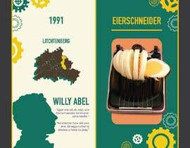 #27 for re Design of a booklet about inventions from the city of Berlin by shrliee