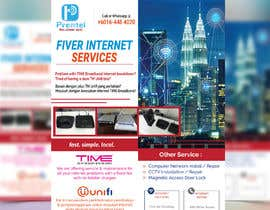 #10 para Flyer for IT Installation & Repair Services por Mukul703