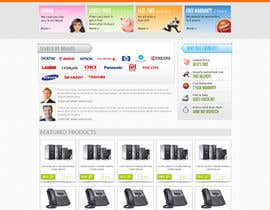 nº 3 pour Website Design for IT company par samar09