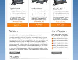 nº 6 pour Website Design for IT company par jitenpatel