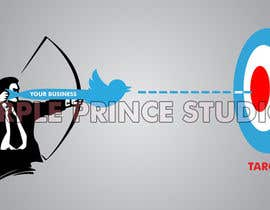 #3 for Design a twitter marketing picture by PPStudios