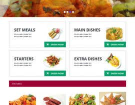 #25 cho Design template for Opencart fast food takeaway website bởi ameyk