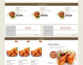 #4 cho Design template for Opencart fast food takeaway website bởi gopinathnaidu
