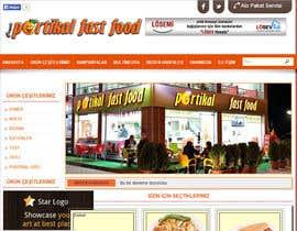 #26 cho Design template for Opencart fast food takeaway website bởi cayelibilisim