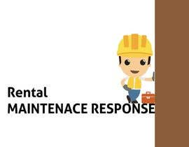 #2 for Design a Logo for the company Rental Maintenance Response by lmtleoleo