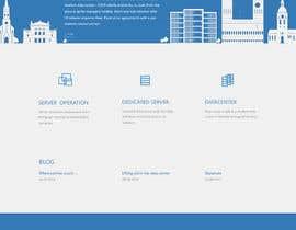 #152 para Design only for hosting company - 2 pages por sashakonovalov