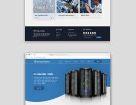 #109 para Design only for hosting company - 2 pages por Batto14