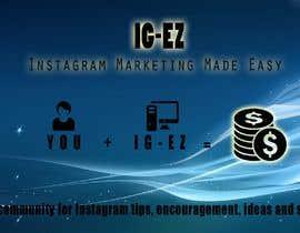 "#1 для Need Facebook Group Cover Photo for ""IG-EZ"" от behzadkhojasteh"