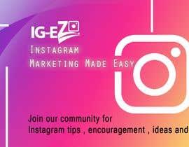 "#11 для Need Facebook Group Cover Photo for ""IG-EZ"" от behzadkhojasteh"