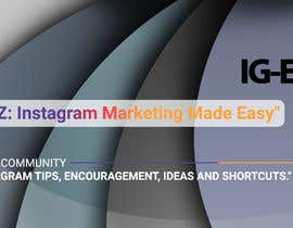"#14 для Need Facebook Group Cover Photo for ""IG-EZ"" от designernishat"