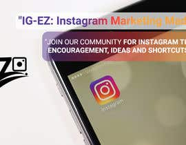 "#16 для Need Facebook Group Cover Photo for ""IG-EZ"" от designernishat"
