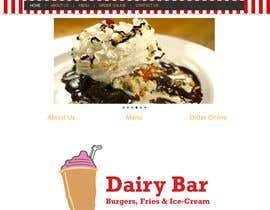 #64 para Design a Logo for an Ice Cream Restaurant Website por kkrarg