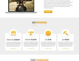#5 для Design Some Icons for Modern Website with Old Gold Mining Town Theme от jitp