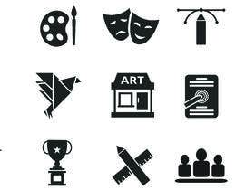 #21 for Require 9 icons in vector format by tahmidula1