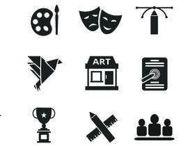 #21 para Require 9 icons in vector format por tahmidula1
