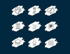 #26 for Require 9 icons in vector format by josepave72