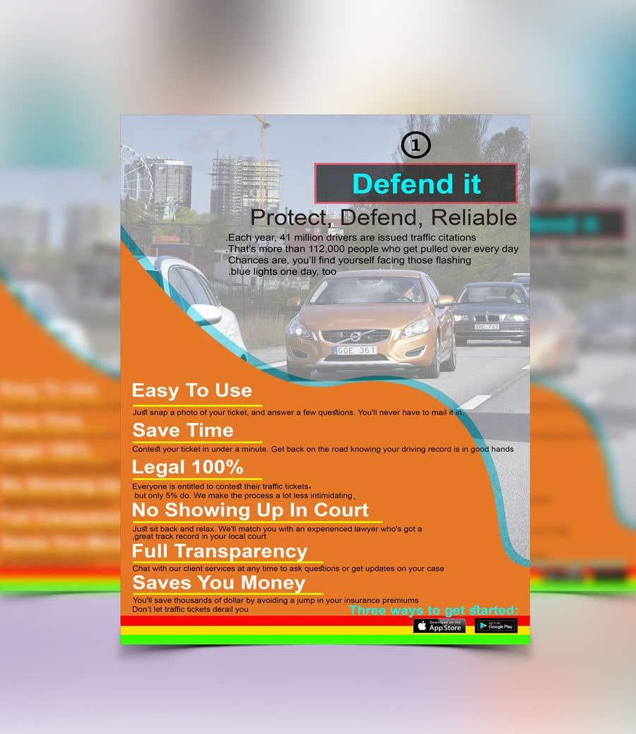 Konkurrenceindlæg #14 for Design a Flyer for services