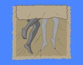 nº 17 pour Sketch of legs par FREFAZ