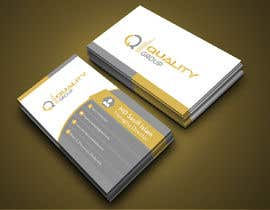#45 for BUSINESS CARD by graphicsbuzz14
