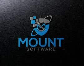 #97 for Mount Software company logo design by shahadatfarukom3