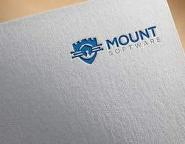 #234 for Mount Software company logo design by zalso3214