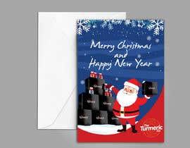 #11 for Design a bespoke Christmas Card af dissha
