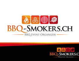 nº 232 pour Logo Design for our new Company: BBQ-Smokers par Designer0713